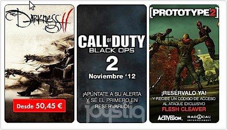 Oferta Call of Duty