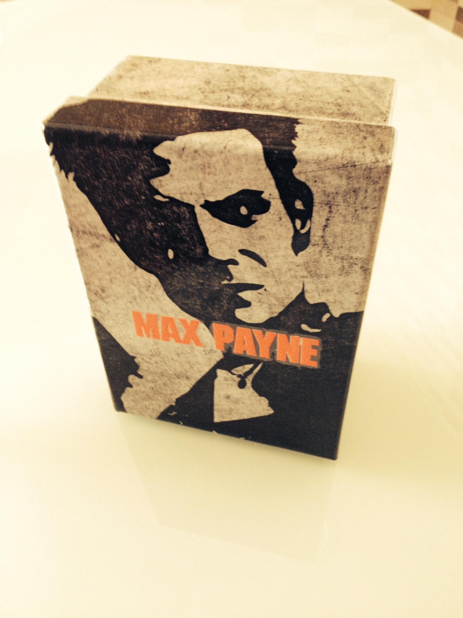 Vaso Max Payne