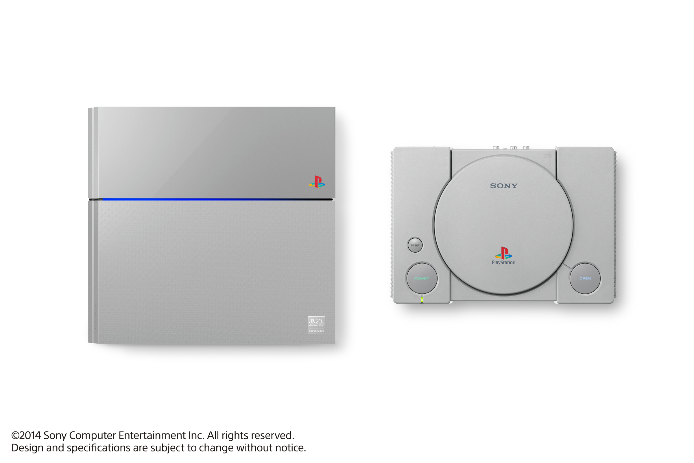 PS4 20 aniversario