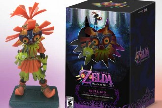 The Legend of Zelda : Majora's Mask 3D Limited Edition