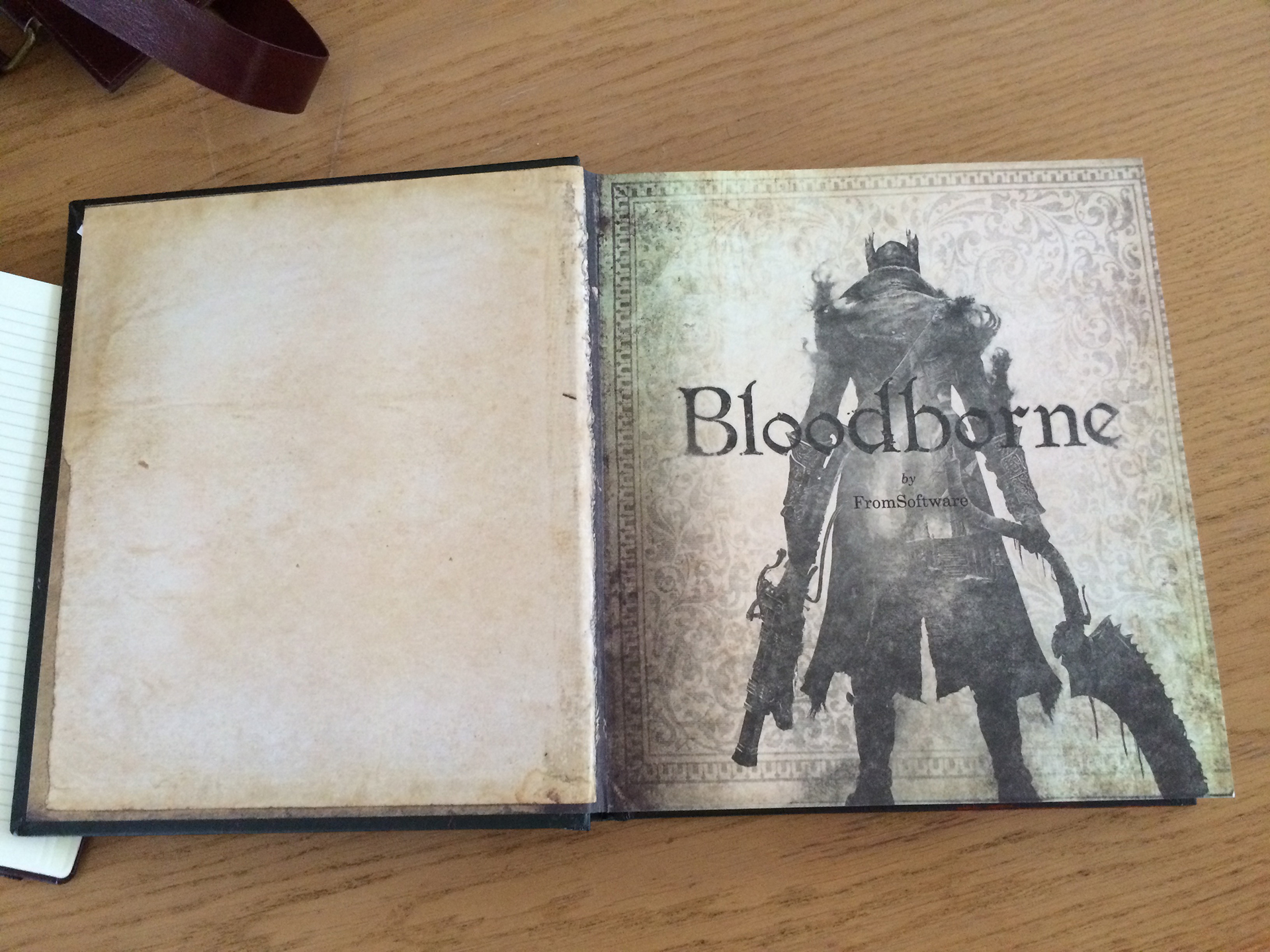 Bloodborne Press Kit