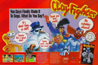 Clayfighter remaster