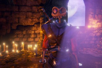 MediEvil Unreal Engine 4