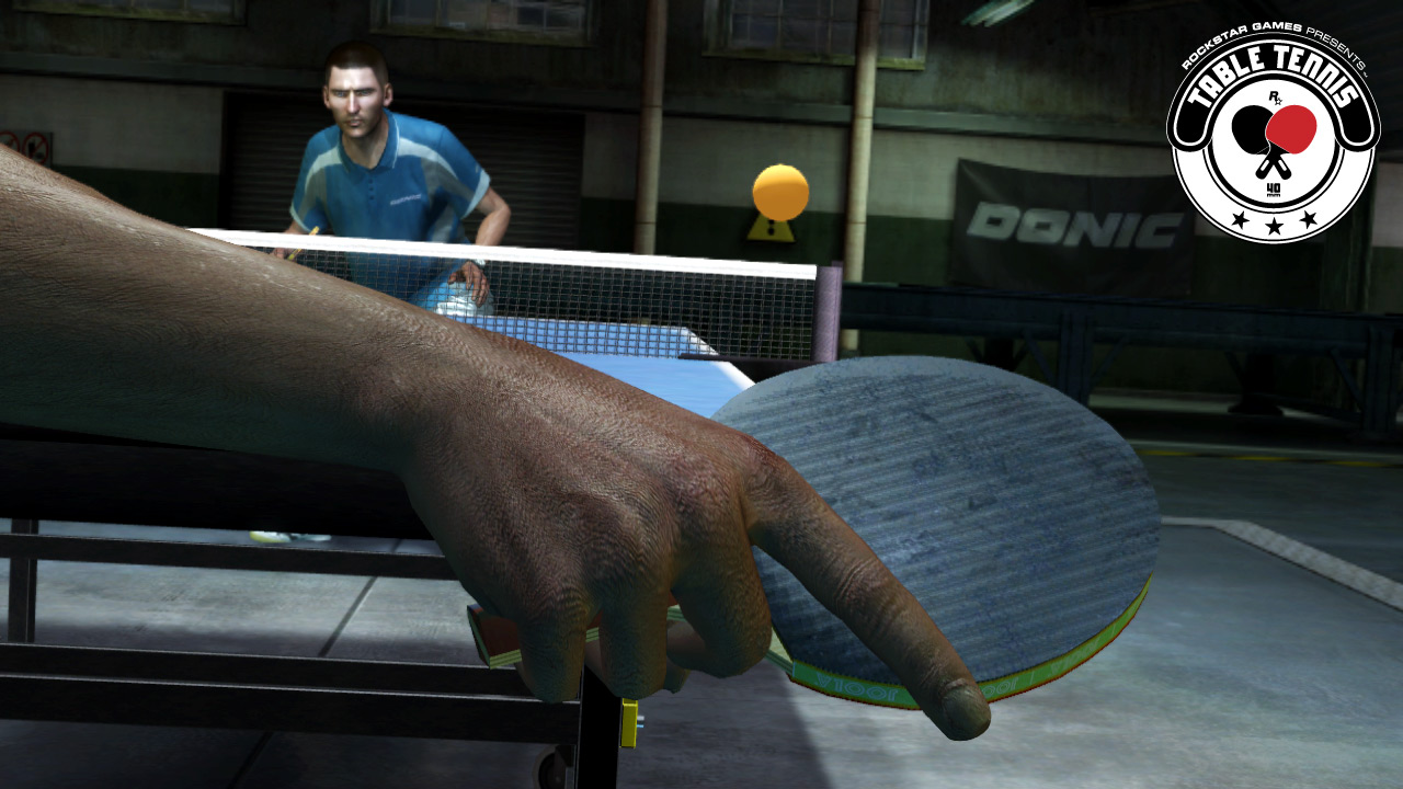 Rockstar presents Table Tennis