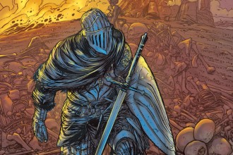 Comic Books Dark Souls