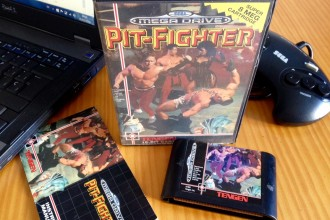 Pit- Fighter