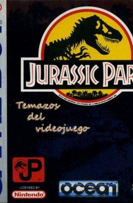 Jurassic Park GB jurassic park game boy videojuegos game boy canciones videojuegos bandas sonoras videojuegos borntoplay juegos game boy juegos nintendo