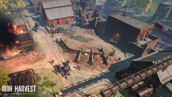 iron-harvest-juegos-estrategia-juegos-primera-guerra-mundial-jakub-rozaslski-king-art-games-borntoplay-videojuegos-lanzamientos-2018