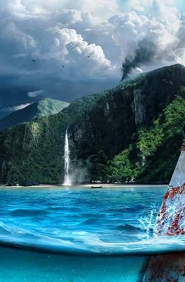 far cry 3 art islas videojuegos ambientados en islas borntoplay