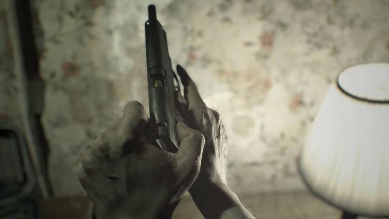 Resident Evil VII biohazard, RE 7, analisis resident evil, review resident evil, armas, critica resident evil 7, opinión borntoplay