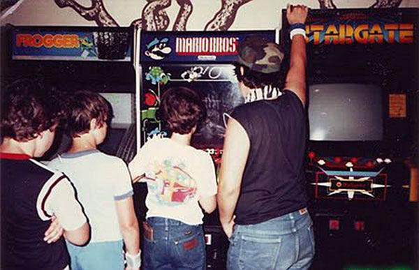 recreativas salones recreativos reportaje videojuegos retro