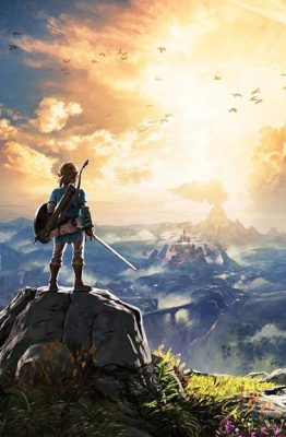 analisis zelda breath of the wild wii u analisis nuevo zelda critica zelda breath of the wild review the legend of zelda breath of the wild nintendo borntoplay