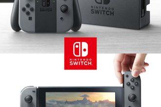 nintendo switch consola nintendo lanzamiento nx borntoplay.es
