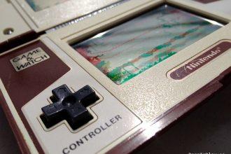 game&watch nintendo maquinas portatiles videojuegos juegos de los 80 relatos videojuego videojuegos retro borntoplay