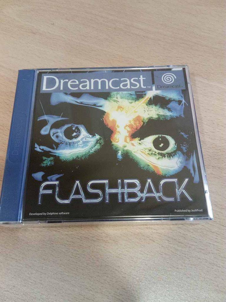Retro, retrogames, videojuegos retro, videoJuegos de 1990, videojuego, flashback, remake, Delphine Software, amiga, dreamcast, sega